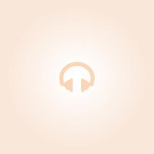 Headphones-Orange