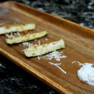 Gnarly Zucchini Fries