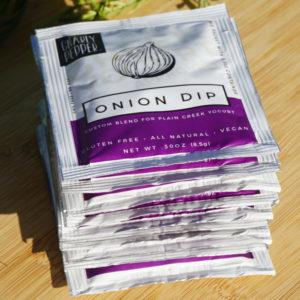 12pk Onion Dip Tear Packets
