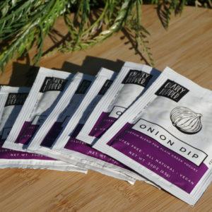 6pk Onion Dip Tear Packets