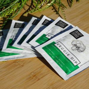 6pk Veggie Dip Tear Packets