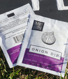 ONION DIP Tear Packet