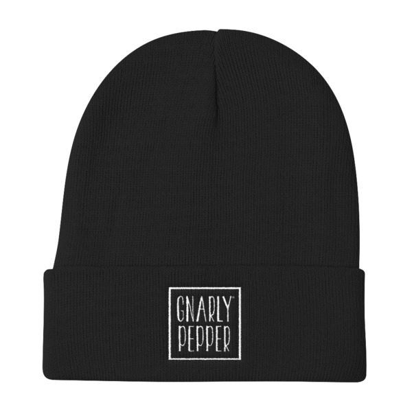 Gnarly Knit Beanie – Gnarly Pepper a9e37478e12