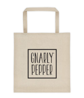 Gnarly Tote Bag