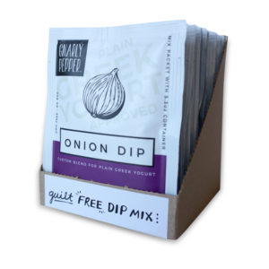 onion dip, 12pk, greek yogurt, healthy dip, unique dip, easy dip, mix, blend, party