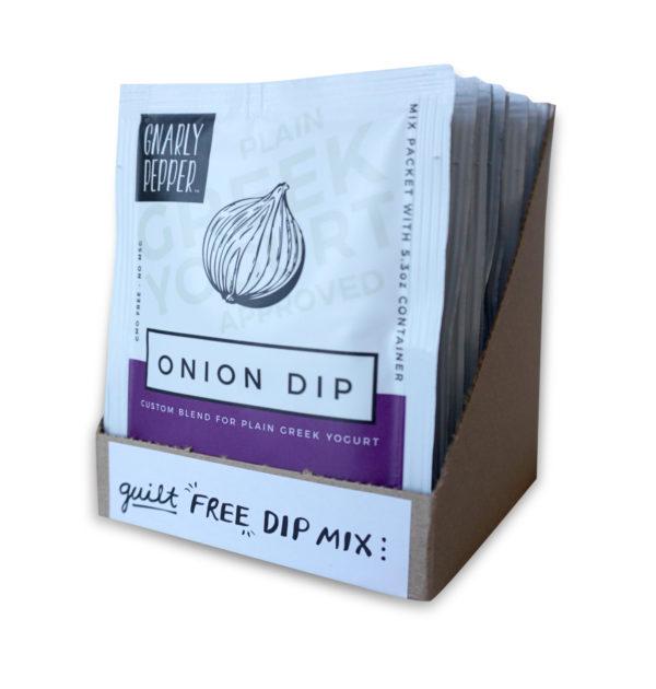 onion dip, 12pk, greek yogurt, healthy dip, unique dip, easy dip, mix, blend, party
