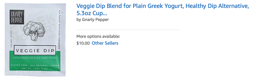 plain greek yogurt, dip, mix, blend, spice, seasonings, veggie dip, party dip,